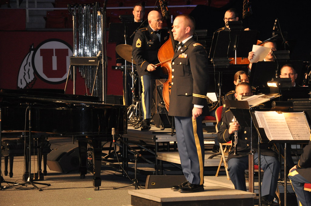 Utah National Guard Hosts 59th Annual Veterans Day Concert