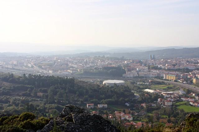 Monte do Viso, Santiago de Compostela