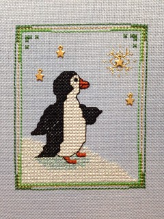 Margaret Lee Rigiel-Starshine Penguin