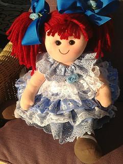 Chanuka LOLLY BONBONS doll by Rosanna Hope for Babybonbons