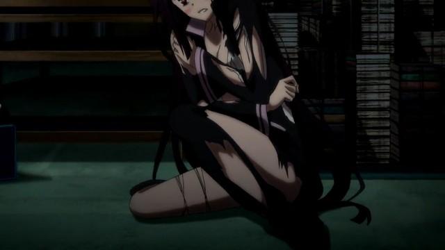 Tokyo Ravens ep 17 - image 15