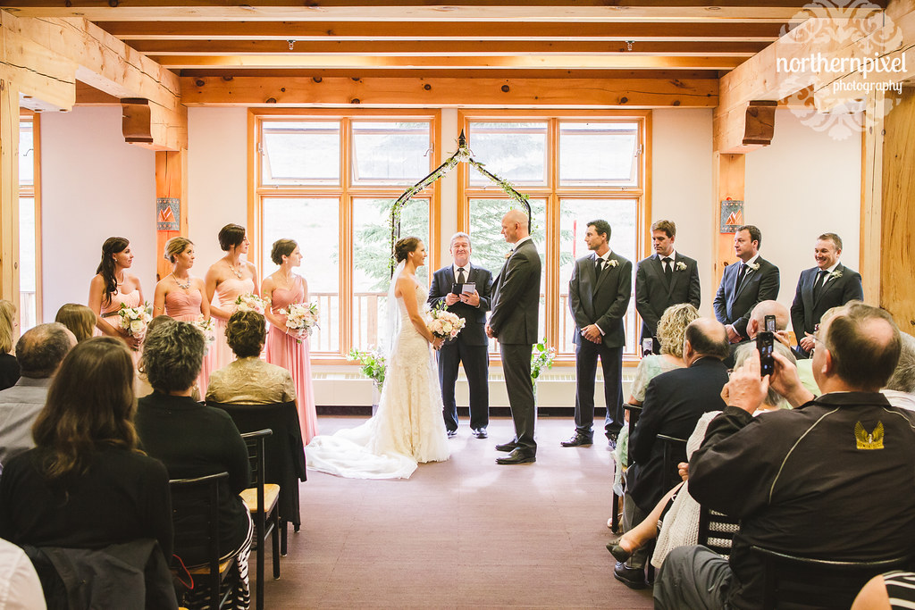 Melissa & Troy's Wedding Ceremony
