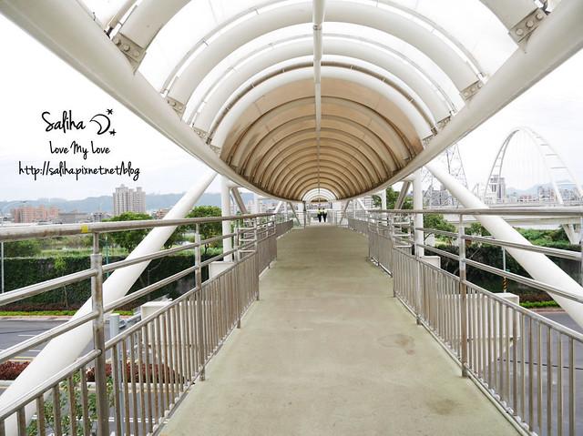 板橋景點新月橋