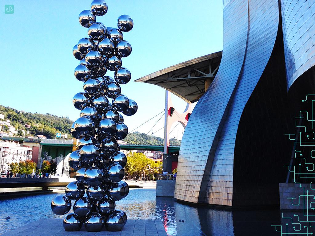 'El gran árbol y el ojo', de Anish Kapoor | Bilbao