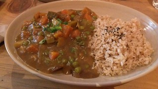 Japanese Curry at Yong Green Food