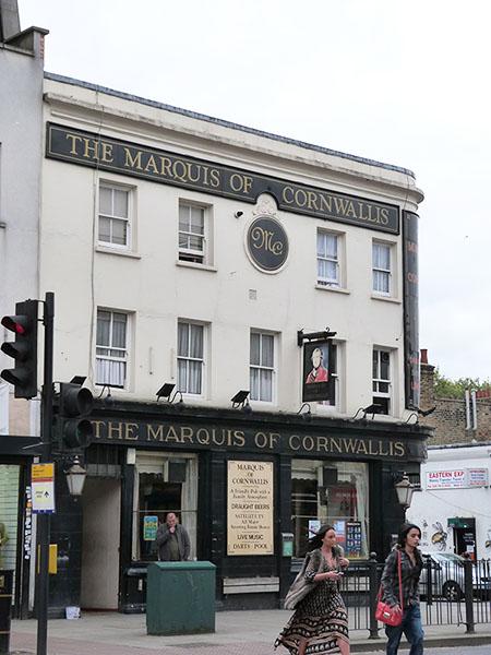 the marquis of cornwallis