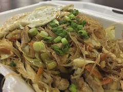Pancit Noodle Bowl