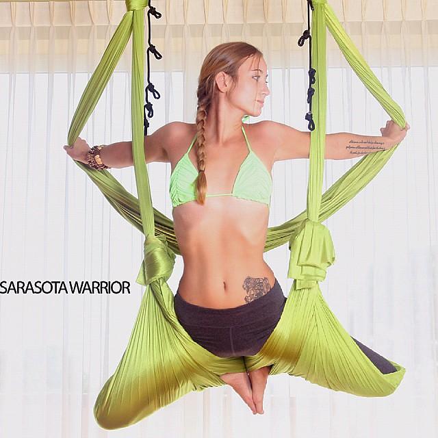 Need motivation?... check out @top_girlsss_ @top_girlsss_ @top_girlsss_ @top_girlsss_ Find your hammock on #etsy.com by @sarasotawarrior #extremelylethalfemales #lethalfemale #hawtyogi #yogagirl #yogaglo #igdance #igyoga #inspiredyogis #yogai #kam