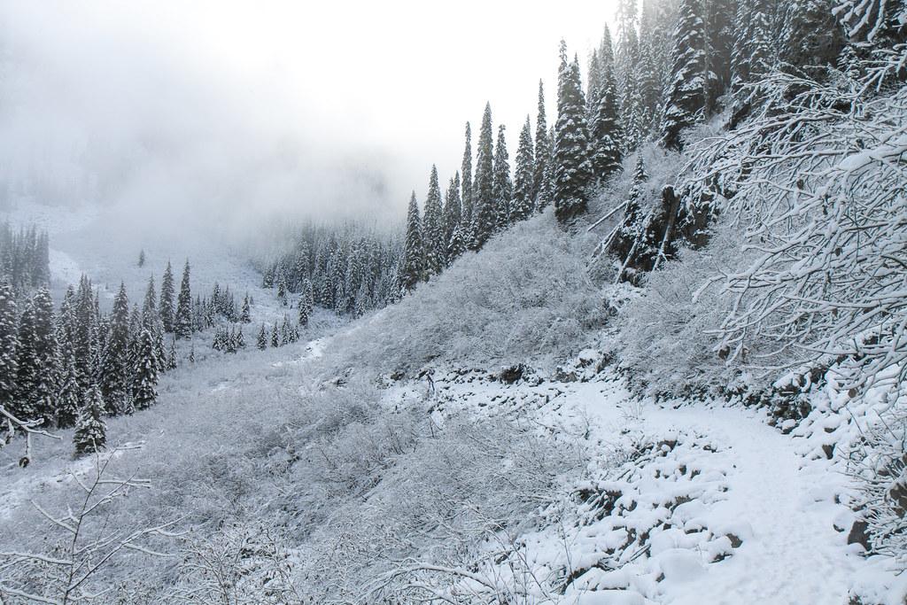 Joffre Lakes Trail
