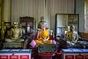 The Principal Monk at Wat Phra Singh, Chiangmai, Thailand