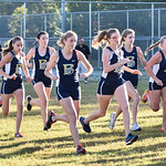 BHS Cross Country vs Great Falls 10-12-16