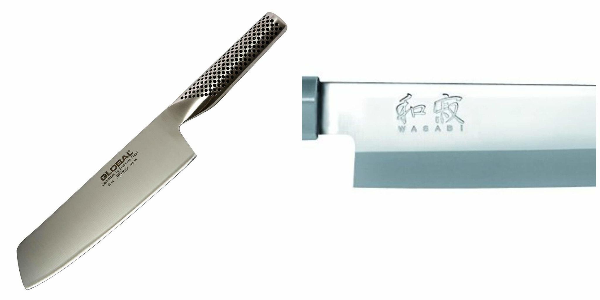 marcas de cuchillos japoneses