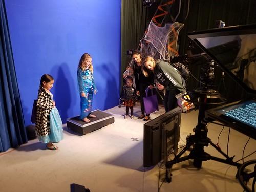 HOMTV Halloween Studio Fun House