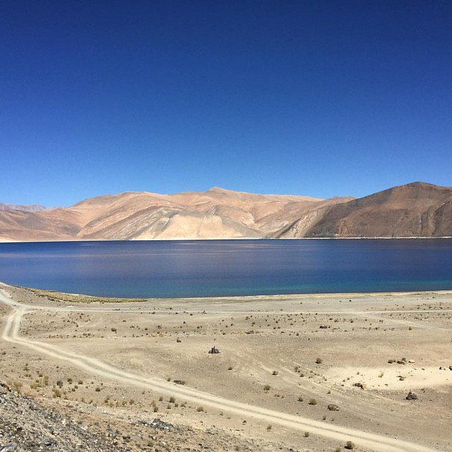 Featured medium photo of Pangong Tso on TripHappy's travel guide