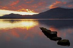 36) Seamus Long - Lough Leane Sunset