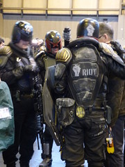 Cosplay at The NEC