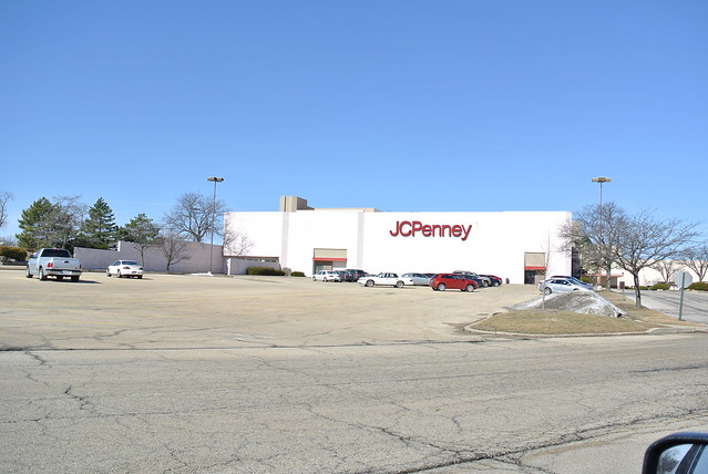 JCPenney Northwoods Mall Peoria IL.