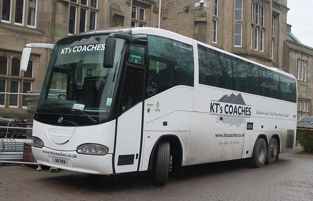 KT's Coaches of Kendal, Canon EOS 1100D, Canon EF-S 18-55mm f/3.5-5.6 III