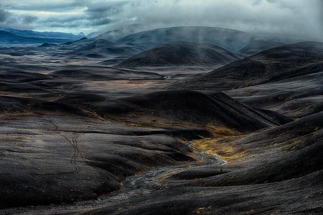 Highland near Möðrudalur