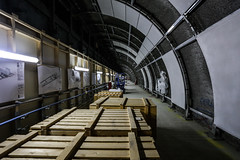 Crossrail Tunnel, Tottenham Court Road