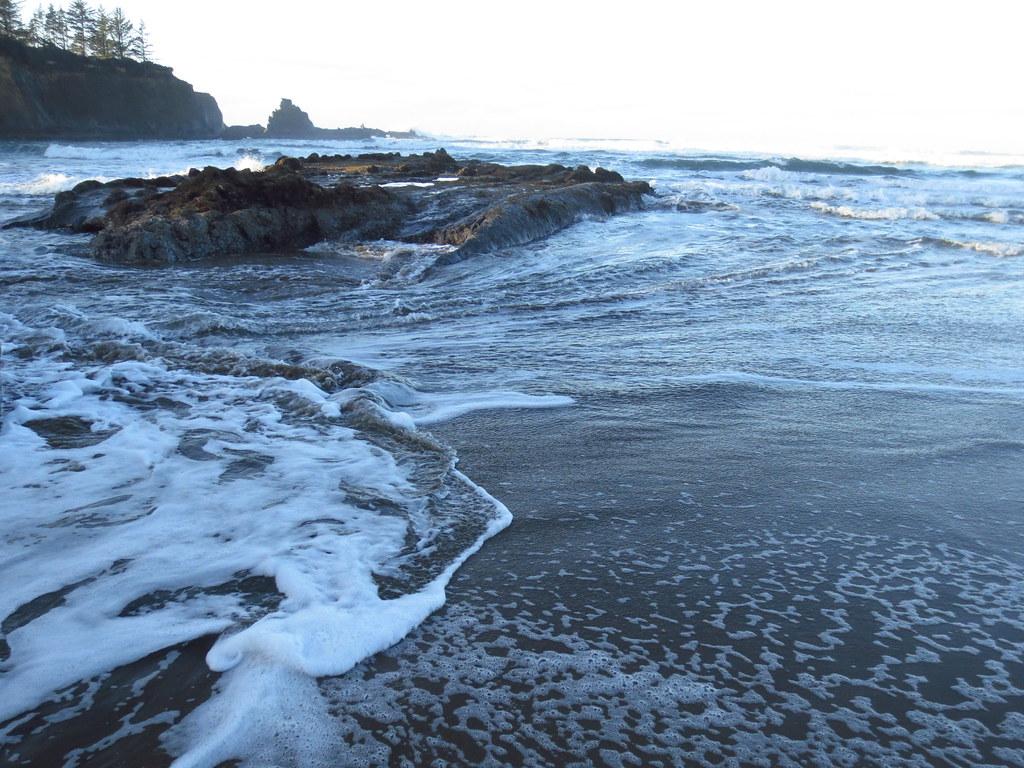 Bastendorff Beach Oregon Around Guides