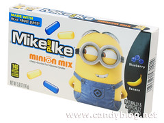 Minions Mix Mike and Ike