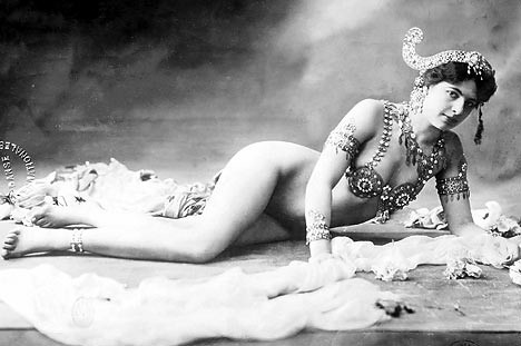 Mata Hari photo