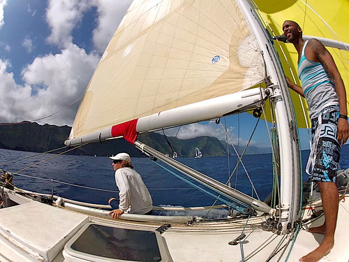 71st Annual Lahaina to Honolulu Race : Hawaii Yacht Club