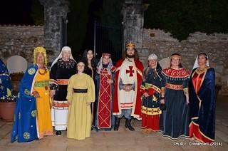 Nella pagina della cena medievale 14