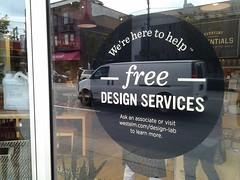 West Elm and West Elm Market offer free design services!