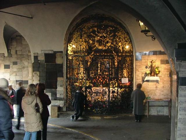 Zagreb - Puerta de Piedra
