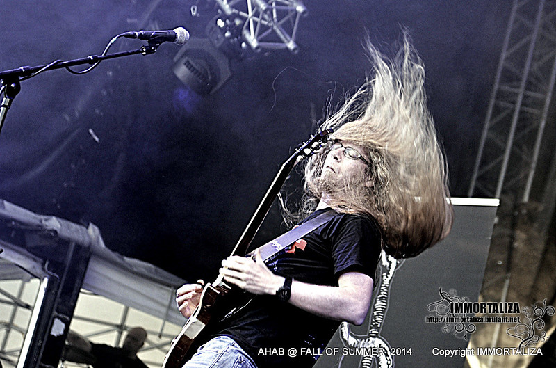 AHAB @ FALL OF SUMMER , Torcy France 5/6 septembre 2014  14970799894_a43a6f93c9_c