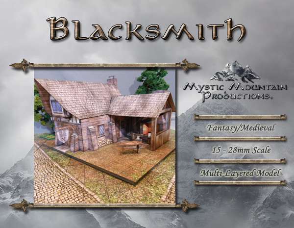 PD - Blacksmith