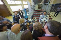 Samantha meets the press at Star City