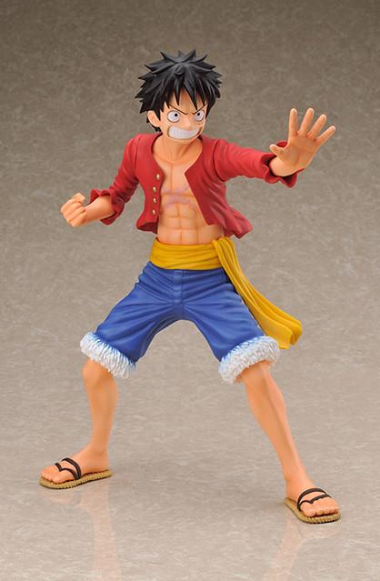 [X-Plus] Gigantic Series | One Piece - Luffy 1/4 14972825693_6a60555640_z