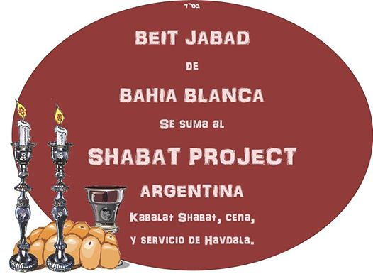 the shabbot project en bahía blanca