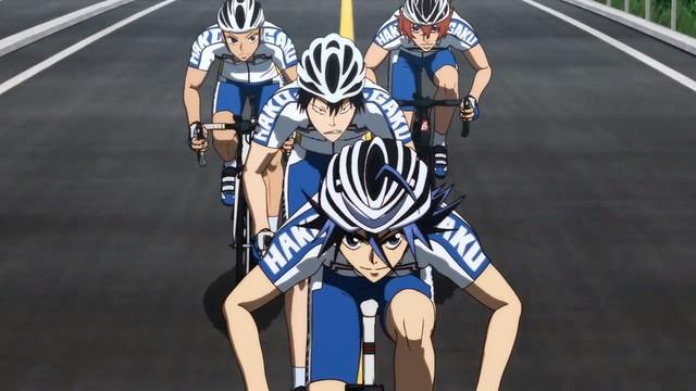 Yowamushi Pedal ep 38 - image 05