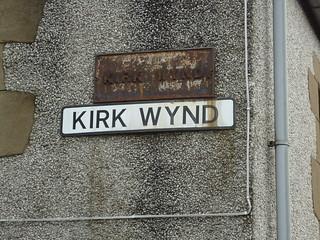 Kirk Wynd o Stirlin