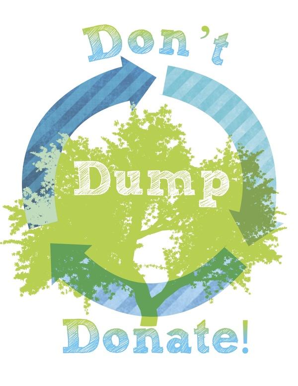 Donate Don't Dump 2!