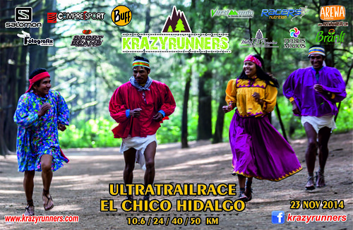 Trail El Chico Krazy Runners