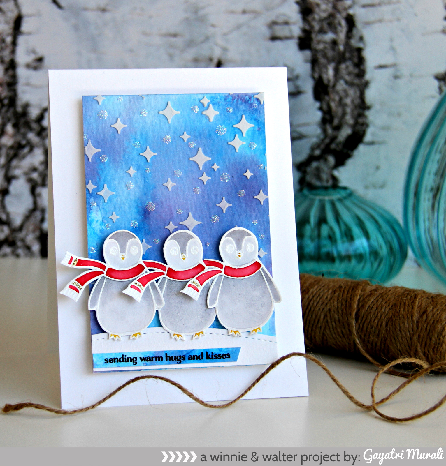 gayatri_Penguin card