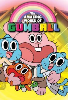 The Amazing World Of Gumball: Season 3 - The Amazing World Of Gumball Phần 3