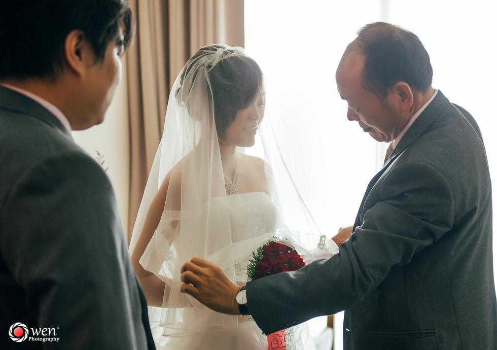 台北婚攝歐文 蘆洲晶贊 婚禮紀錄 蘆洲法國時尚 昱呈&雅芝