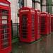 Small photo of Preston, telephone cabins