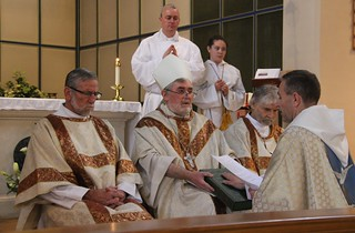 141109 - Induction of Father Steven Fisher to Blackfen