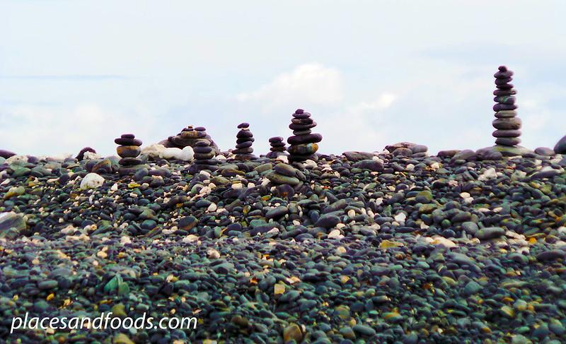 koh hin ngam stacking stones