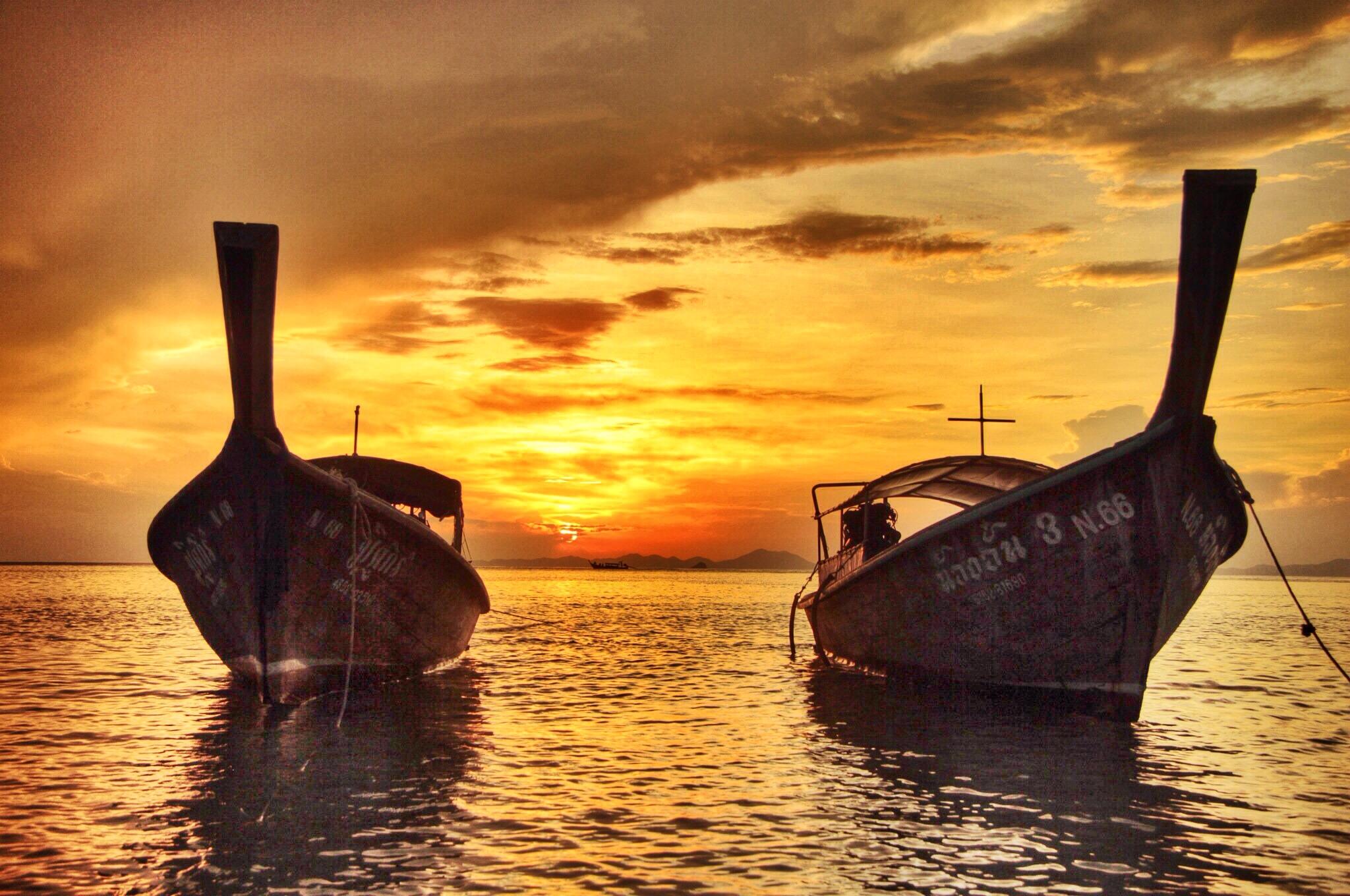 Krabi, Thailand Sunrise Sunset Times