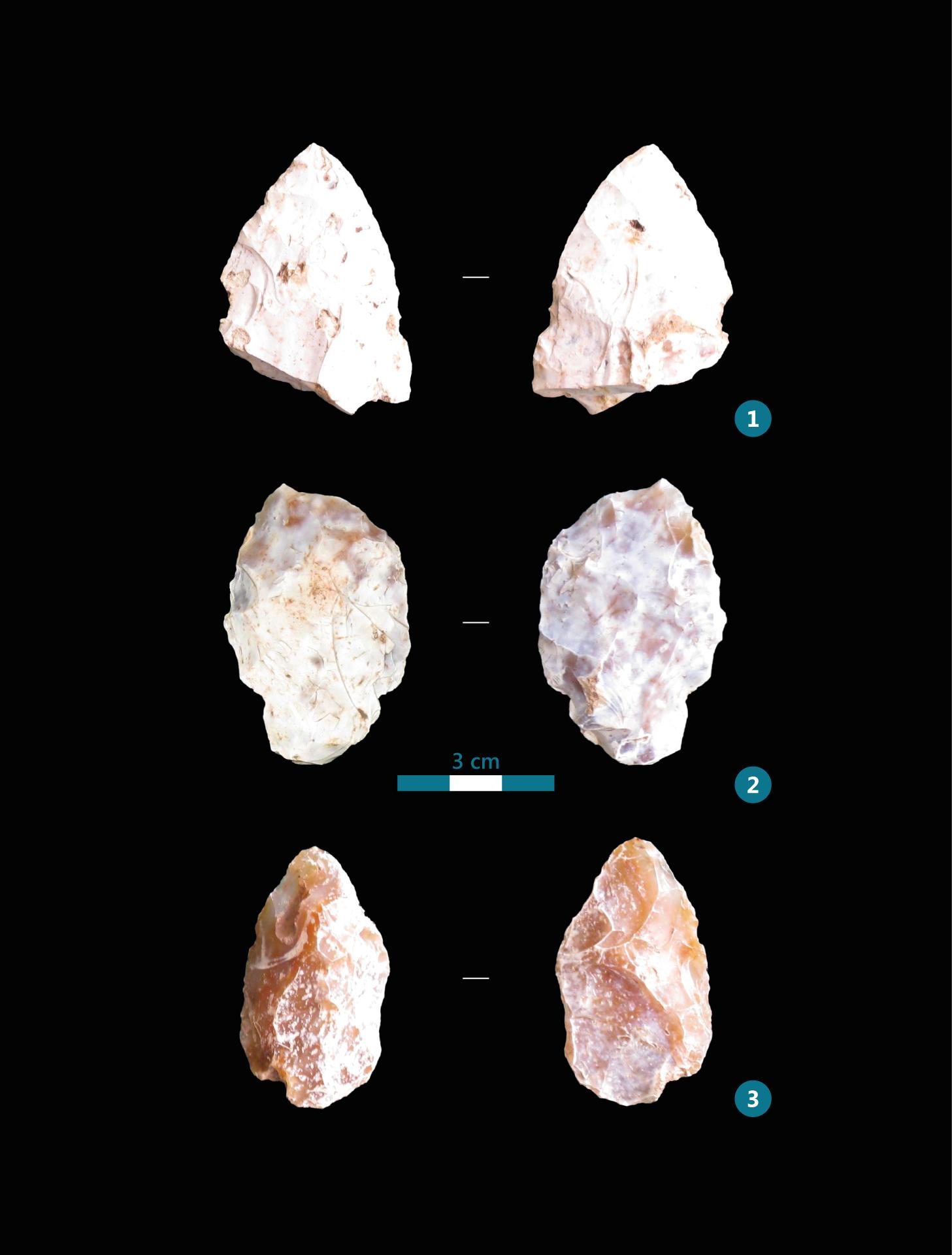 Cserhát-hegység paleolitikum 4. ábra
