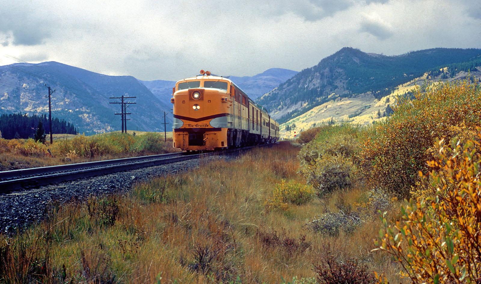Train to colorado from pa - Railroad Colorado Trains Pa Passenger Riogrande Alco Tolland Denverriogrande Drgw Yampavalleymail