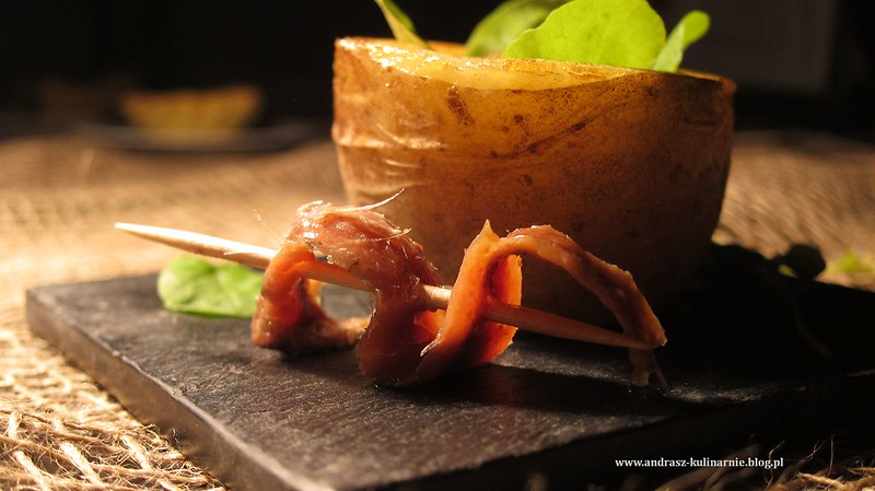 Anchoiade, anchovis